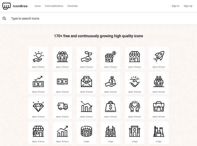 《高质量的免费可商用图库+免费图标合集》