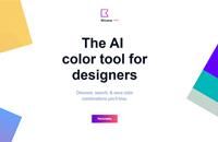 自动生成调色板的人工智能配色方案