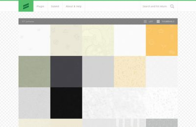 推荐两个找平铺纹理图案的网站
